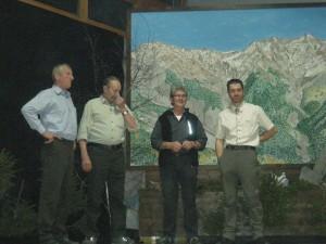 Sera da Catschadurs 2010